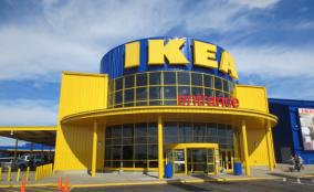 IKEA Exterior Painting in Elizabeth, NJ