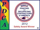 PDCA 2012 National Safety Award