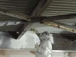 Why Hiring a Painter Experienced in Containment, Over-Spraying and Sandblasting Is Critical