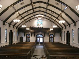 Places Of Worship Renovations, Plaster Repairs and Painting