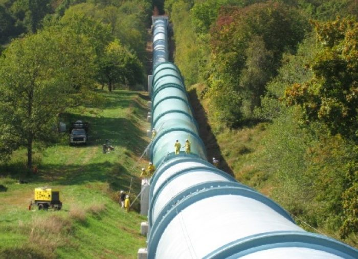 Pipeline Painting
