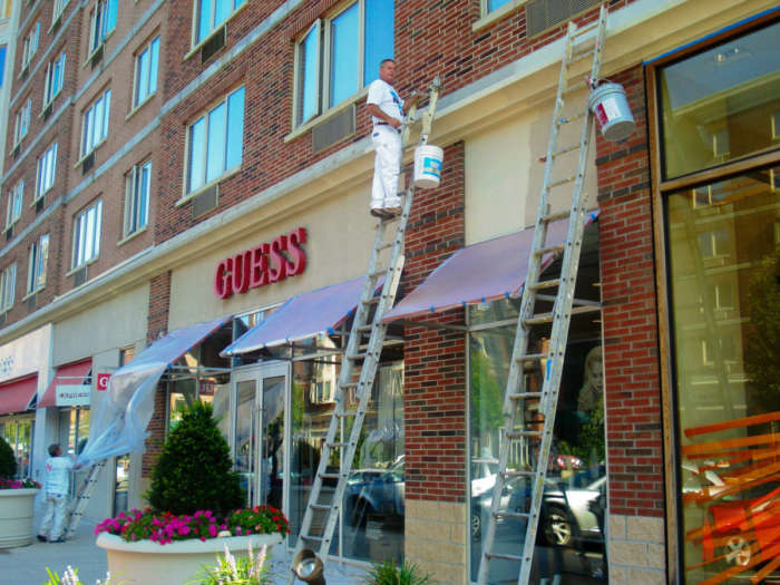 Questions You Should Ask Before Hiring a Commercial Painter