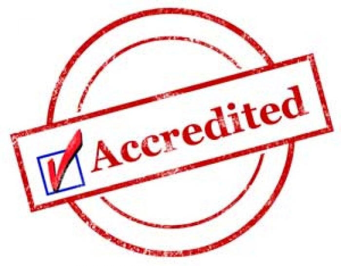 Alpine is one of 100 accredited contractors Accreditation