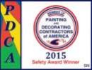PDCA 2015 National Safety Award