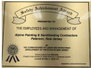 AP 2013 Safety Achievement Award
