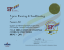 SSPC-QP1 Certification