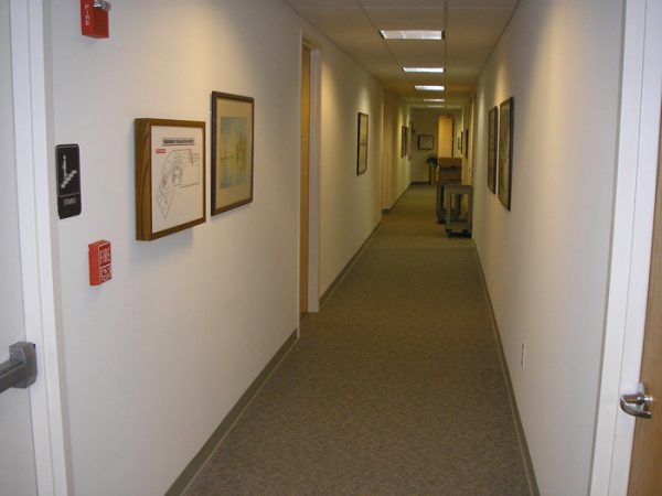 Hallway and Lobby Renovations