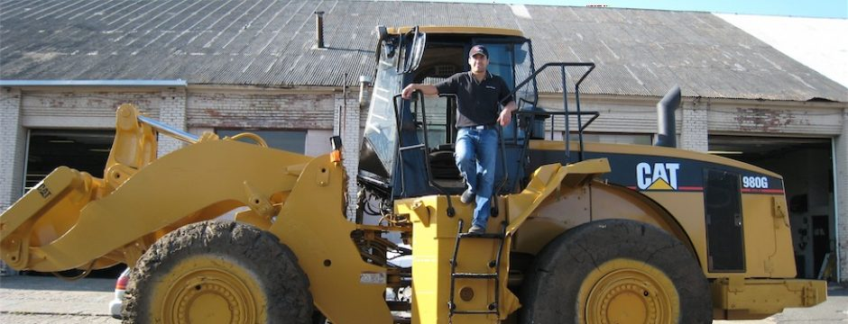 We can handle all surface preparation and coating at our in house Paterson, NJ facilities for all of your heavy construction equipment restoration needs.  Construction Equipment Sandblasting & Painting